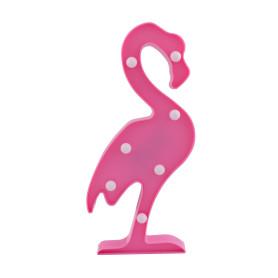 Ночник светодиодный Старт «Фламинго» на батарейках