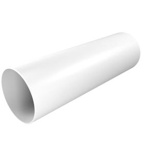 Труба водосточная Ø80 3 м белый