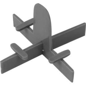 Крестики многоразовые с держателем, 1 мм, 100 шт.