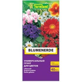 Грунт для цветов Farmland универсальный 40 л