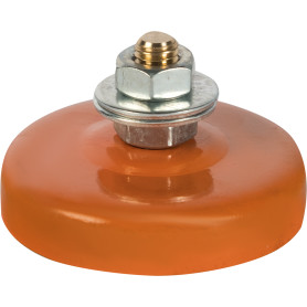Клемма заземления МКЗ-200 магнитная