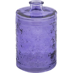 Ваза «Джеремми» 1, стекло, цвет фиолетовый прозрачный