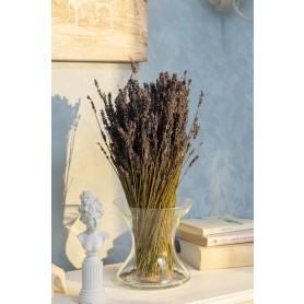 Ваза «Келли 2» большая стекло, цвет прозрачный