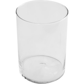 Ваза напольная «Падерборн» 20 см стекло, цвет прозрачный