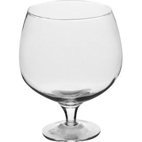 Ваза «Бренди» 2 л стекло, цвет прозрачный