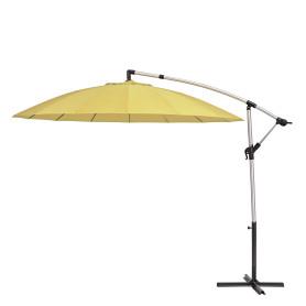 Зонт садовый Naterial Sinae 2.9 м желтый с подставкой