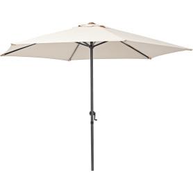 Зонт садовый Polar Steel 2.6 м бежевый