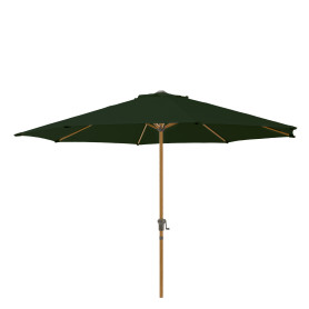 Зонт садовый Naterial Agora 2.9 м темно-зеленый