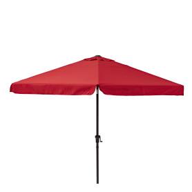 Зонт садовый Naterial Avea 3 м красный