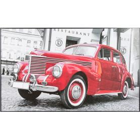 Картина в раме «Ретромобиль» 60х100 см
