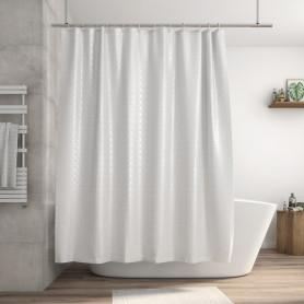 Штора для ванны Sensea Cube 180x200 см цвет прозрачный