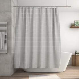 Штора для ванны Industrial 180x200 см, полиэстер