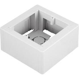 Коробка распределительная К-440 88х88х42.5 мм цвет серый, IP20