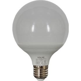 Лампа светодиодная Volpe Norma E27 220 В 16 Вт шар 1300 лм, тёплый белый свет
