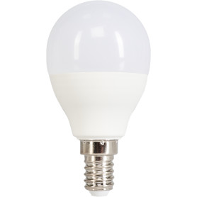 Лампа светодиодная Norma E14 170-240 В 11 Вт шар 900 лм, белый свет