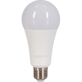 Лампа светодиодная Gauss LED Elementary A67 E27 220 В 25 Вт груша матовая 2150 лм, холодный белый свет