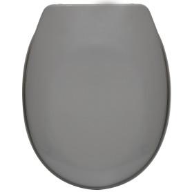 Сиденье для унитаза Sensea Sparta с микролифтом, цвет серый