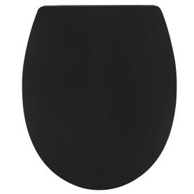 Сиденье для унитаза Sensea Slim Neo овальное, цвет чёрный