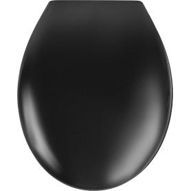 Сиденье для унитаза Sensea Essential цвет чёрный