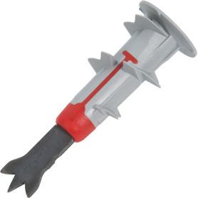 Дюбель для листовых материалов DuoBlade, 8x45 мм, нейлон, 10 шт.