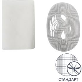 Москитная сетка Artens 100x100 см, цвет белый