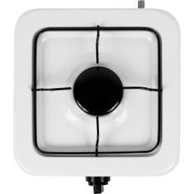 Плитка газовая настольная ORE LG30, 28 см, цвет белый