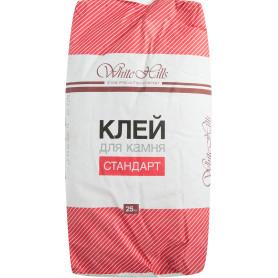 Клей цементный  Стандарт 25 кг серый