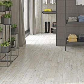 Керамогранит «Лацио» 15х60 см 1.35 м² цвет бежевый