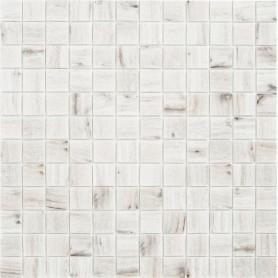 Мозаика стеклянная Wood №4202 31.7x31.7 см цвет ясень
