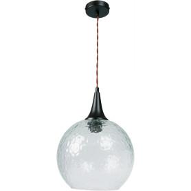 Светильник подвесной «Винтаж» 1 лампа 5 м² цвет прозрачный