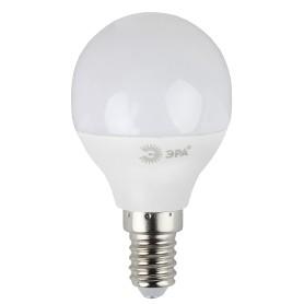 Лампа светодиодная E14 220 В 7 Вт шар прозрачный 560 лм холодный белый свет
