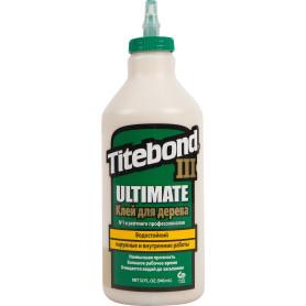 Клей Titebond III влагостойкий цвет кремовый 946 мл