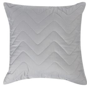 Подушка, 50х50 см, цвет серый