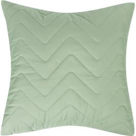 Подушка, 50х50 см, цвет оливковый