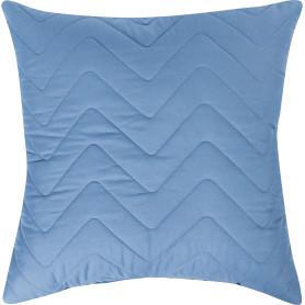 Подушка, 50х50 см, цвет синий