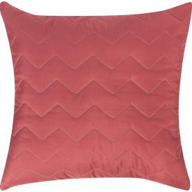 Подушка, 50х50 см, цвет марсала