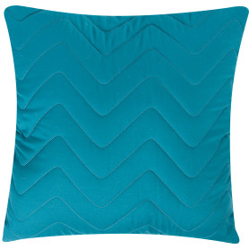 Подушка, 50х50 см, цвет индиго