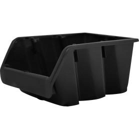 Лоток Volf 10.5х16.4х7.8 см, пластик, цвет чёрный