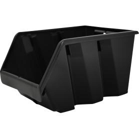 Лоток Volf 15.5х22.5х12.8 см, пластик, цвет чёрный