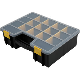Органайзер Volf 39х29.5х11 см, пластик, цвет чёрный
