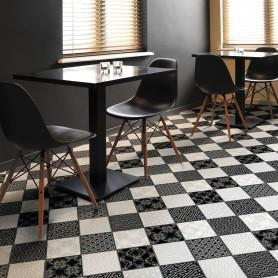 Линолеум «Стронг плюс шах 4» 42 класс 4 м