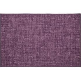 Коврик «Адриана», 80x120 см, нейлон, цвет фиолетовый