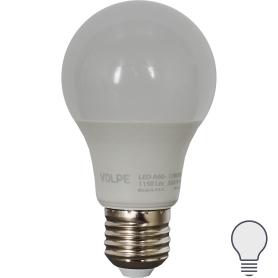 Лампа светодиодная Volpe Norma E27 220 В 13 Вт груша 1150 лм, белый свет
