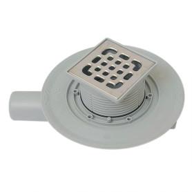 Трап для душа Viega Advantix 557119 100x100 мм гидрозатвор
