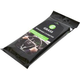 Влажные салфетки антибактериальные Grass для очистки рук, 30 шт.
