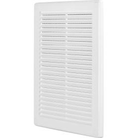 Решётка вентиляционная, 180х250 мм, цвет белый