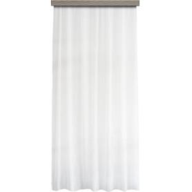Тюль на ленте «Диаманд», 300x260 см, орнамент, цвет молочный
