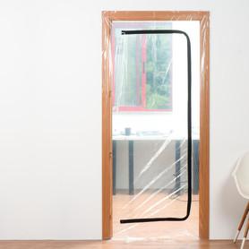 Пленка-дверь Dexter на молнии 215х100 см
