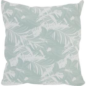 Подушка «Тропический лес», 45х45 см, цвет зелёный