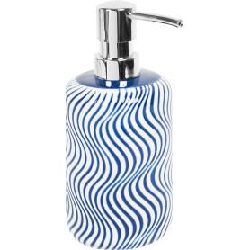 Дозатор для жидкого мыла «Виток» цвет белый